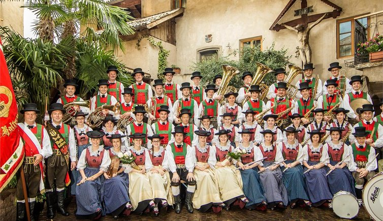 Concerto banda musicale di Caldaro