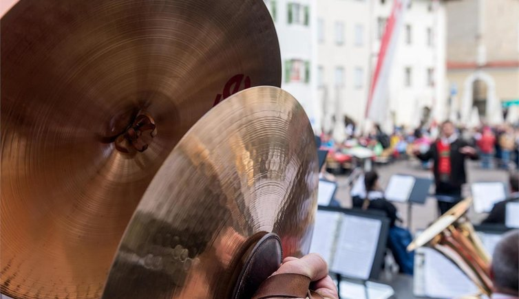 Concert by the marching band Bolzano